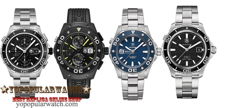 Tag Heuer Aquaracer 500m Calibre 5 Replica Watches