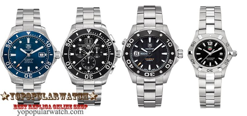 Tag Heuer Aquaracer Fake