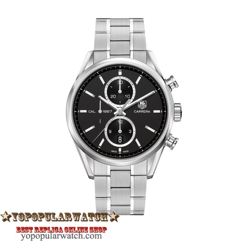 Tag Heuer Carrera Calibre 1887 Replica Watches