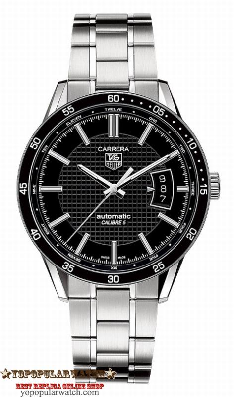 Tag Heuer Carrera Calibre 5 Replica Watches