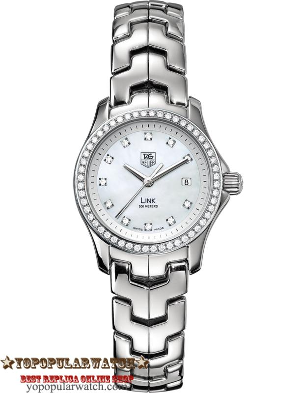 Tag Heuer Link Ladies Replica Watches