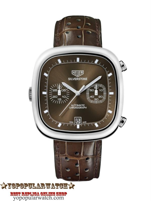 Tag Heuer Silverstone Replica Watches